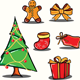 Christmas Element Vol 3 - GraphicRiver Item for Sale