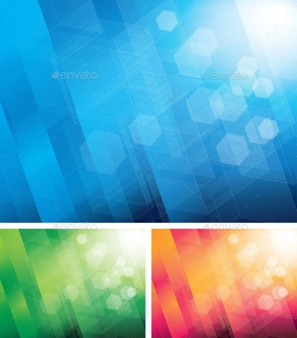 GraphicRiver Abstract Background 9196916