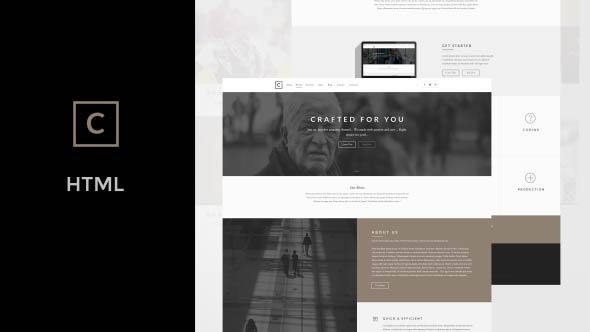 ThemeForest Choco Multipurpose HTML 9173588