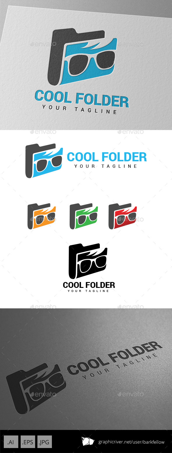 GraphicRiver Cool Geek Folder 9197091