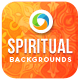 Spritual & Yoga Backgrounds - GraphicRiver Item for Sale