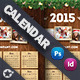 Christmas Calendar Templates - GraphicRiver Item for Sale