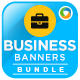 Banners Bundle - 3 Sets - GraphicRiver Item for Sale