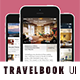 Travelbook - Hotel Booking App UI Kit - GraphicRiver Item for Sale