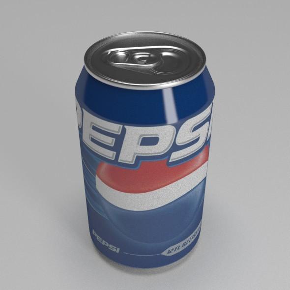 3DOcean Soda Can 9197805
