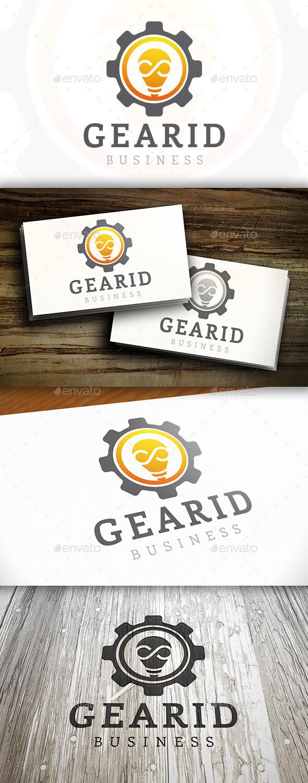 GraphicRiver Gear Idea Logo 9198268