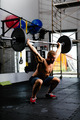 Polishing the clean and jerk - PhotoDune Item for Sale
