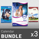 Calendar Bundle | Volume 1 - GraphicRiver Item for Sale