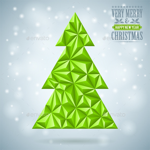 GraphicRiver Christmas Background 9199076