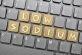 Low sodium key on keyboard - PhotoDune Item for Sale