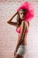 creative girl in lingerie - PhotoDune Item for Sale