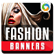 Fashion & Retail Banner Design - GraphicRiver Item for Sale