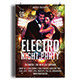 Electro Night Party - GraphicRiver Item for Sale