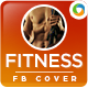 Health & Fitness Facebook Covers - GraphicRiver Item for Sale