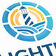 Lighthouse Power Logo - GraphicRiver Item for Sale