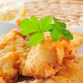 battered and fried hake - PhotoDune Item for Sale