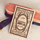 Photorealistic Old Label Mockup - GraphicRiver Item for Sale