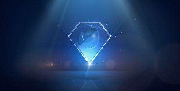 Diamond Sparkles Logo