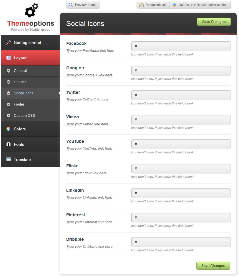 Limuso Premium WordPress Theme