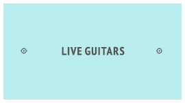 Tracks with Guitars