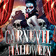 CarnEvil Halloween Flyer - GraphicRiver Item for Sale