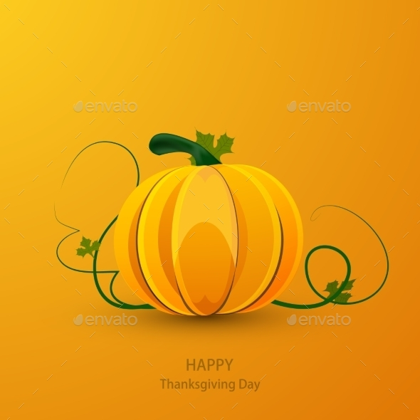 GraphicRiver Thanksgiving Day Background 9201129