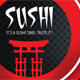Sushi Fish Food Banner Ads - GraphicRiver Item for Sale