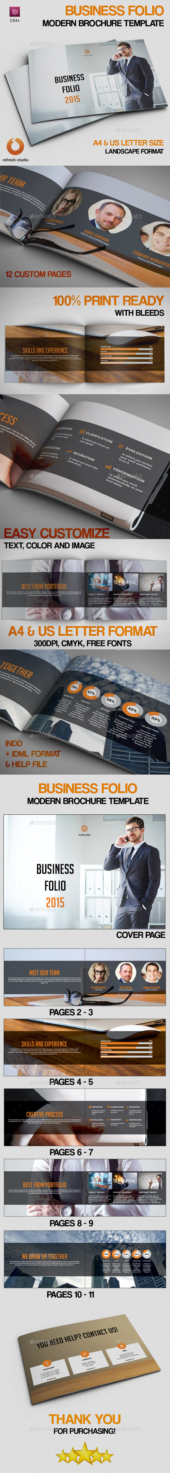 GraphicRiver Business Folio 9202426