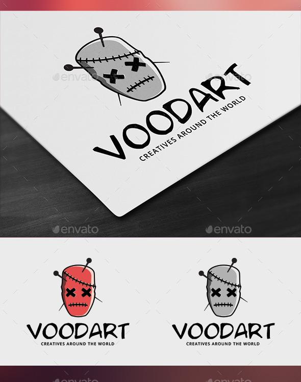 GraphicRiver Voodart Logo 9202544