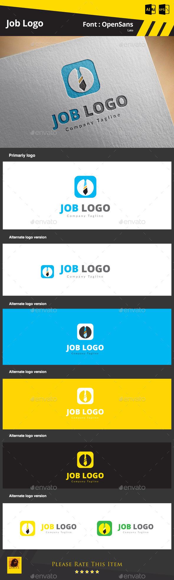 GraphicRiver Job Logo 8988234