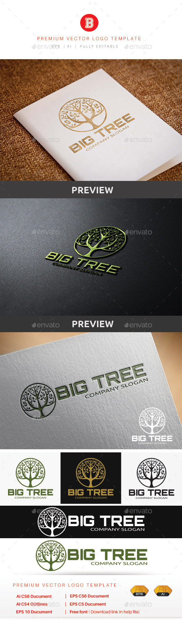 GraphicRiver Big Tree V.2 9203822