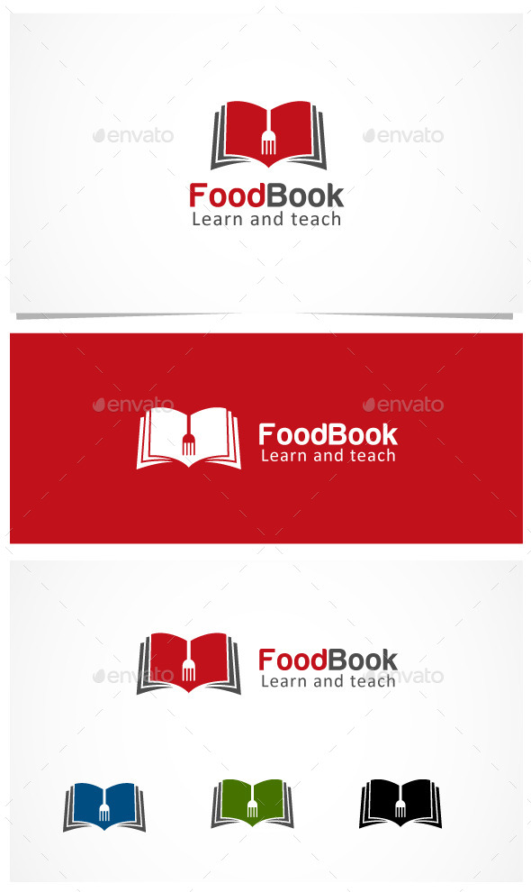 GraphicRiver Food Book 9203977