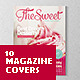 Magazine Covers Templates PSD - GraphicRiver Item for Sale
