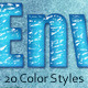 20 Color Styles - GraphicRiver Item for Sale