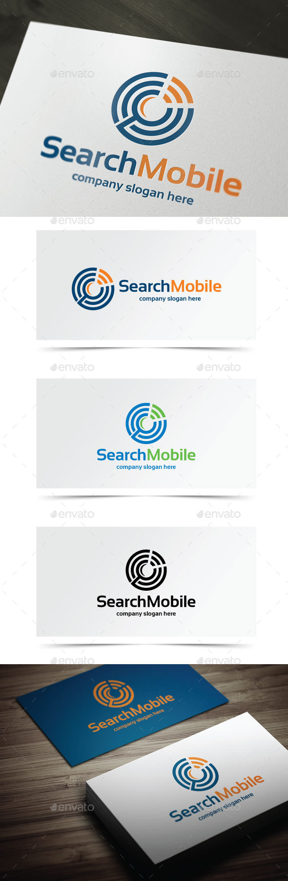 GraphicRiver Search Mobile 9205710