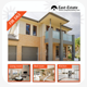 A4 Real Estate Flyer - GraphicRiver Item for Sale
