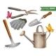 Garden Tools Set - GraphicRiver Item for Sale