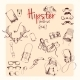 Hipster Sketch Set - GraphicRiver Item for Sale