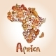 Africa Sketch Concept - GraphicRiver Item for Sale