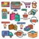 E-Commerce Icons Set Sketch - GraphicRiver Item for Sale