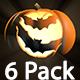 Pumpkins Pack for Halloween