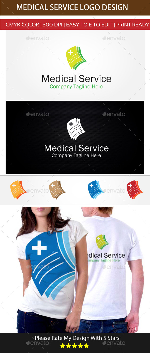 GraphicRiver Health Service 9206953