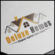 Deluxe Homes Logo - GraphicRiver Item for Sale