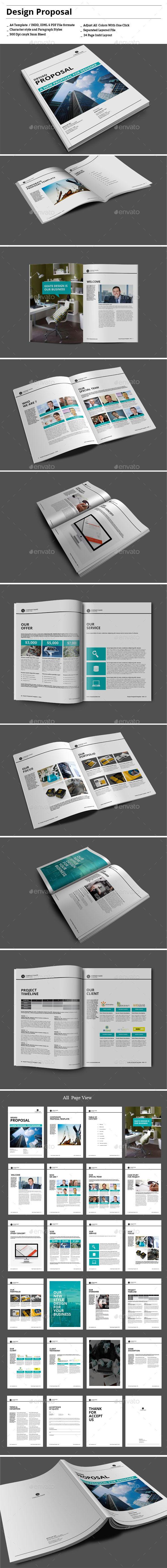 GraphicRiver Design Proposal 9207308