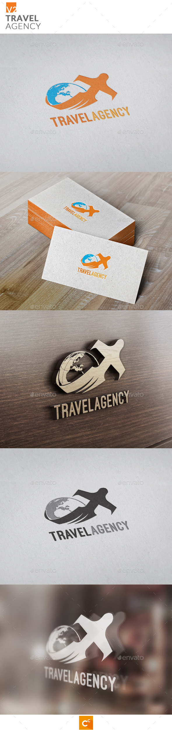 GraphicRiver Travel Agency v2 9207381
