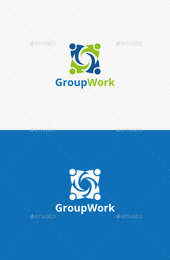 GraphicRiver Group Work 9207519