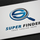 Super Finder Logo - GraphicRiver Item for Sale