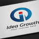 Idea Growth Logo - GraphicRiver Item for Sale