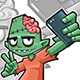 Selfie Zombie - GraphicRiver Item for Sale