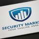 Security Market Logo - GraphicRiver Item for Sale